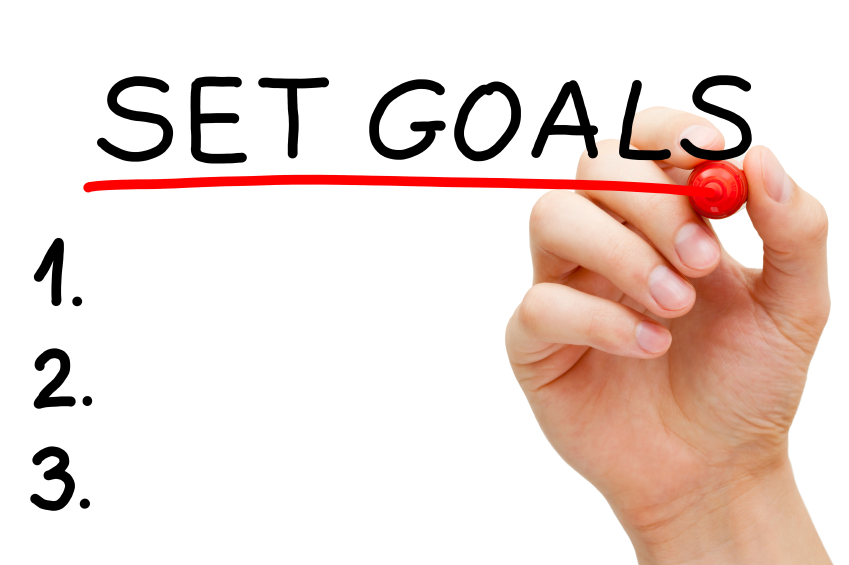rules of goal setting