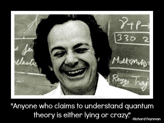 an analysis of the amateur scientist by richard feynman I recently listened to the audio version of surely you're joking, mr feynman:adventures of a curious character by richard p feynmanit was a wonderfully personal, detailed, and amusing account of many of feynman's famous stories.