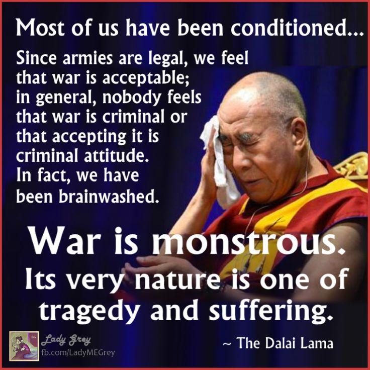 Buddha Quotes On War